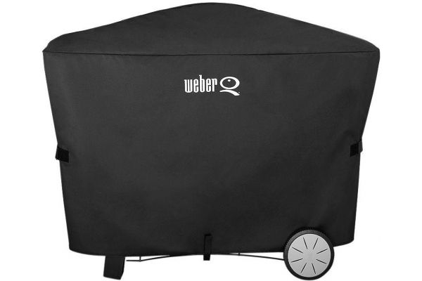 Weber Q 3000/2000  Black Grill Cover - 7112