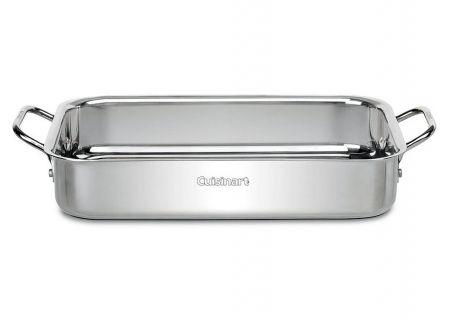 "Cuisinart 13.5"" Stainless Steel Lasagna Pan - 7117-135"