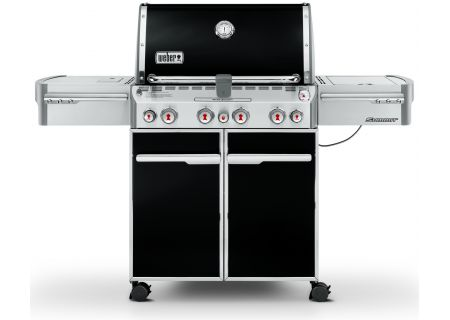 weber summit e 470 liquid propane gas grill 7171001. Black Bedroom Furniture Sets. Home Design Ideas