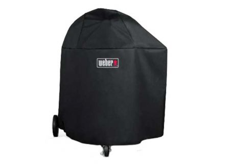 Weber Summit Charcoal Black Grill Cover - 7173