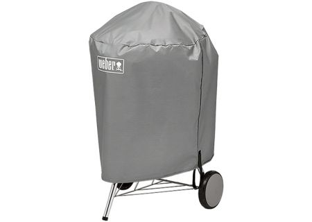 """Weber 22"""" Value Charcoal Grill Cover - 7176"""