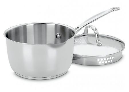 Cuisinart 2 Quart Stainless Steel Pour Saucepan - 719-18P