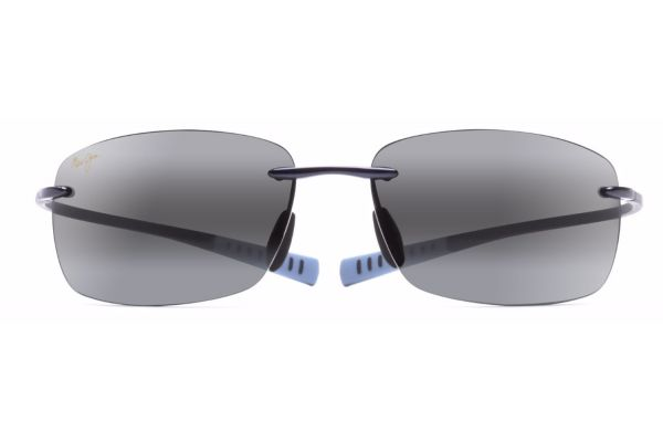 Large image of Maui Jim Kumu Blue Mens Sunglasses - 724-06