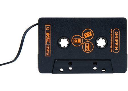 Griffin - 7256-DDE-CK - iPod FM & Cassette Adapters