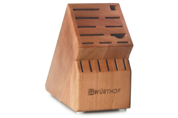Wusthof Cherry 17 Slot Knife Block - 7267-2