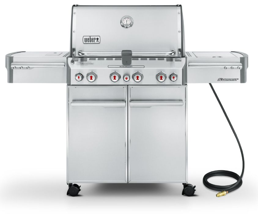 How To Use Natural Gas Grill