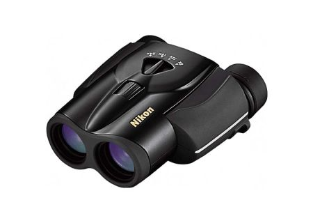Nikon ACULON T11 Zoom 8-24x25 Black Binoculars - 7334