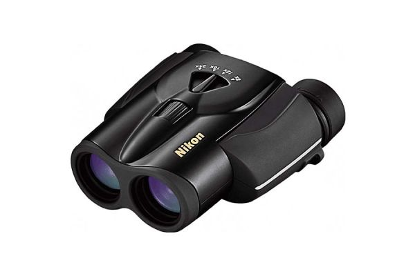Large image of Nikon ACULON T11 Zoom 8-24x25 Black Binoculars - 7334