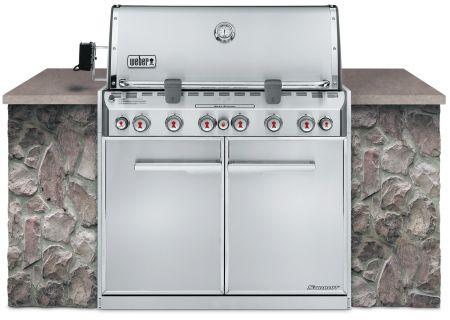 Weber - 7360001 - Built-In Grills