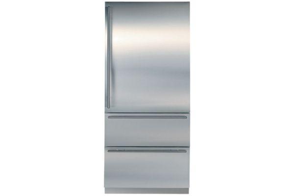 Sub-Zero 20.4 Cu. Ft. Integrated Tall Combination Freezer/ Refrigerator - 736TC