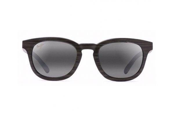 Large image of Maui Jim Koko Head Matte Aquamarine Wood Grain Sunglasses  - 737-63W