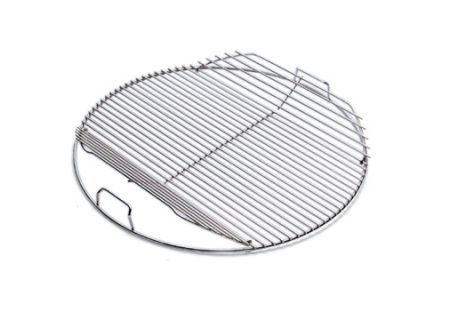 "Weber Hinged Cooking Grate For 18.5"" Grills - 307433"