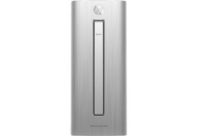HP ENVY Silver Desktop Computer - N0B45AA#ABA