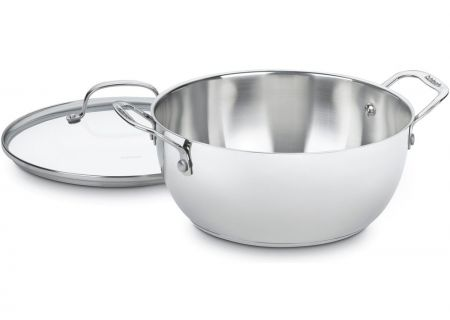 Cuisinart 5 Qt. Stainless Steel Multi-Purpose Pan  - 755-26GD