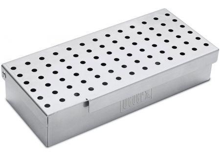 Weber Stainless Steel Smoker Box - 7576
