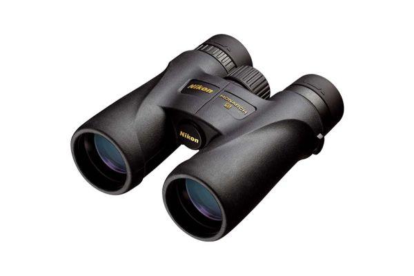 Large image of Nikon MONARCH 5 8x42 Black Binoculars - 7576N