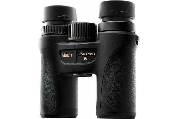 Large image of Nikon MONARCH 7 8x30 Black Binoculars - 7579