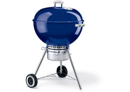 Weber - 758001 - Charcoal Grills & Smokers