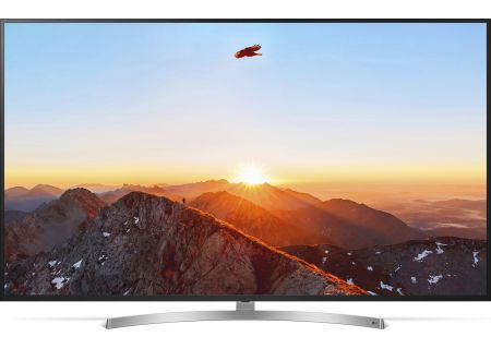 "LG 75"" Silver Super UHD 4K HDR Smart LED AI With ThinQ - 75SK8070PUA"
