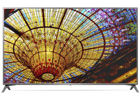 "LG 75"" Black UHD 4K HDR Smart LED HDTV With WebOS 3.5 - 75UJ6470"