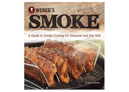 Weber Cookbook Guide to Smoke Cooking - 7605