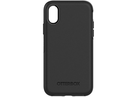 OtterBox Symmetry Series iPhone X Black Case - 77-57081