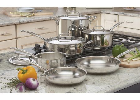 Cuisinart - 77-10 - Cookware Sets
