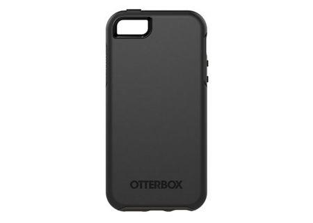 OtterBox Symmetry Series Black iPhone SE/5/5s Case - 77-52958