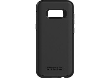 OtterBox Symmetry Series Galaxy S8+ Black Case - 77-54605