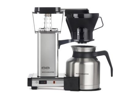 Technivorm Moccamaster Polished Silver Coffee Maker  - 79212