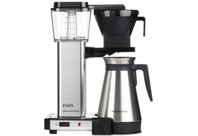Technivorm Moccamaster Silver Coffee Maker - 79312