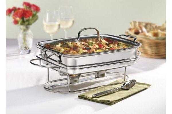 """Large image of Cuisinart 12"""" Rectangular Buffet Server - 7BSRT-31"""