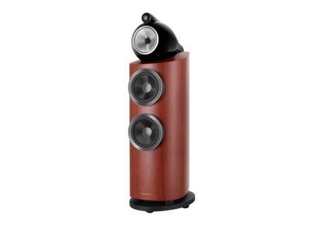 Bowers & Wilkins 800 Series Diamond Rosenut 3-Way Floorstanding Speaker  - FP37869