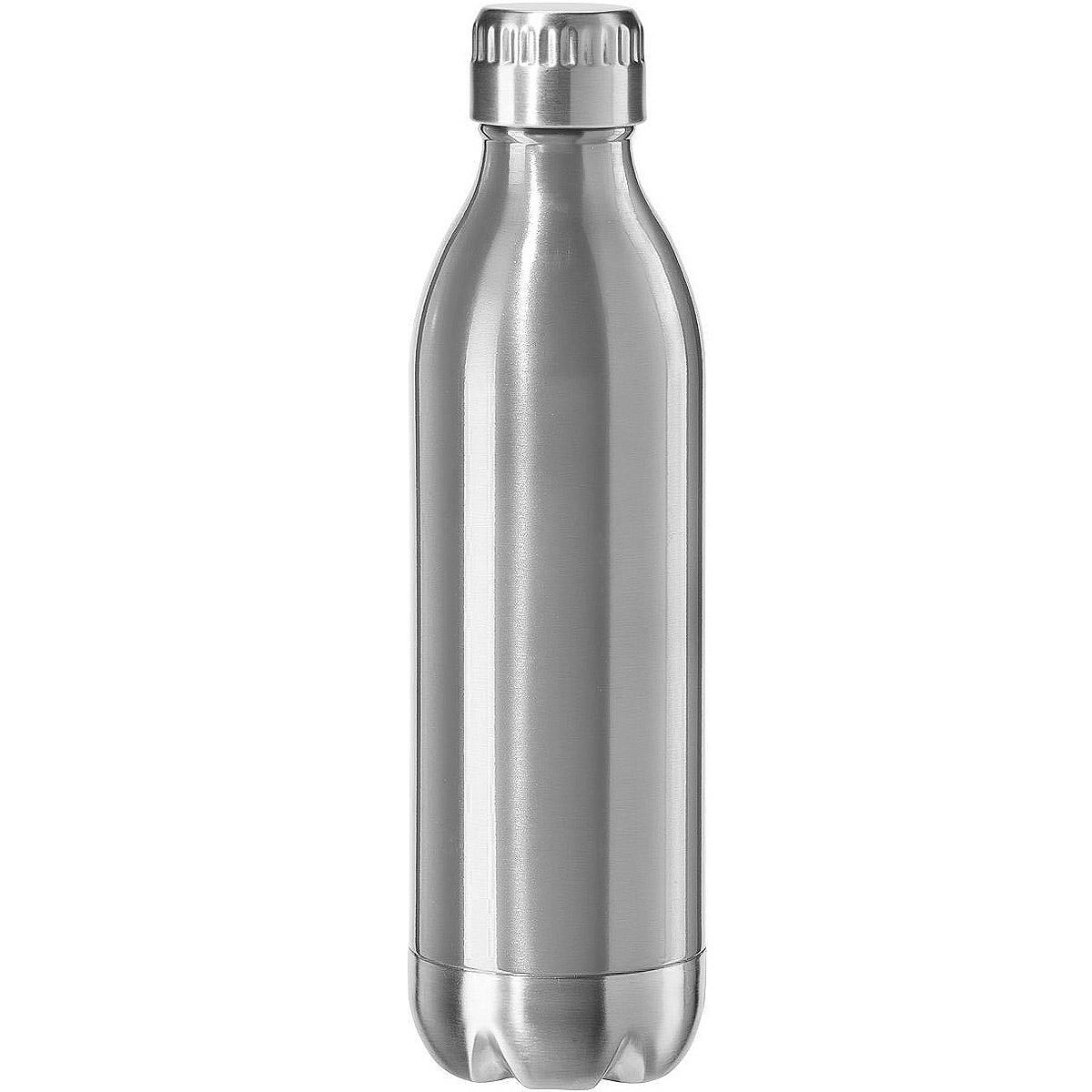 Oggi 17oz Calypso Lustre Stainless Water Bottle