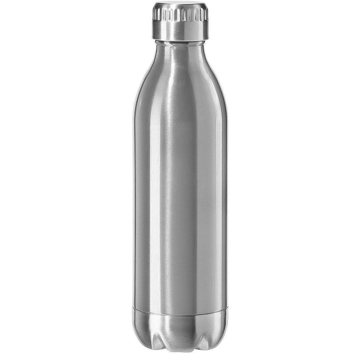 Oggi 17oz Calypso Lustre Stainless Water Bottle 80850