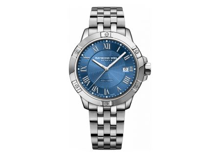 Raymond Weil Tango Stainless Steel Mens Watch - 8160-ST-00508