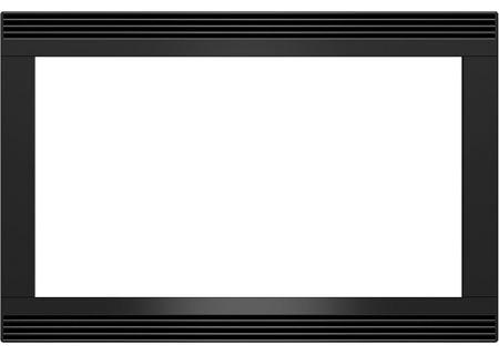 "Wolf 30"" Black Glass E Series Microwave Trim Kit - 817993"