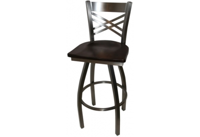 Holland Bar Stool Co. - 820SS25MDC - Bar Stools & Counter Stools