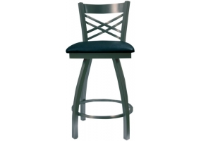Holland Bar Stool Co. - 820SS25VGB - Bar Stools & Counter Stools