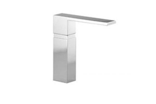 Large image of Dornbracht Chrome Integrated Liquid Soap Dispenser  - 82427970-00