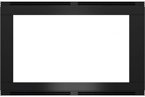 "Large image of Wolf 30"" Black M Series Microwave Trim Kit - 824642"