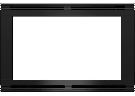 "Wolf 30"" Black M Series Microwave Trim Kit - 824643"