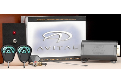Avital - 831002 - Car Security & Remote Start