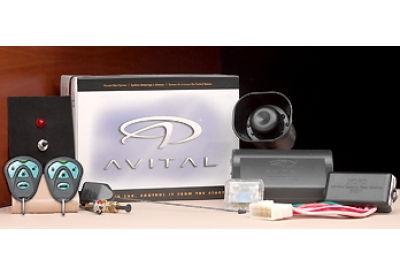 Avital - 833002 - Car Security & Remote Start