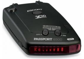Escort - 8500 X50 RED - Radar Detectors