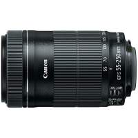 Canon EF-S 55-250mm f/4-5.6 IS STM Camera Lens