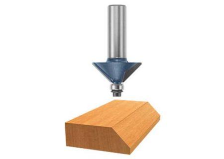 "Bosch Tools 1-5/16"" x 45 Degree Carbide Tipped Chamfer Bit - 85597M"