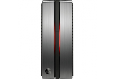 HP ENVY Phoenix Gunmetal Silver Desktop Computer - M9Z94AA#ABA