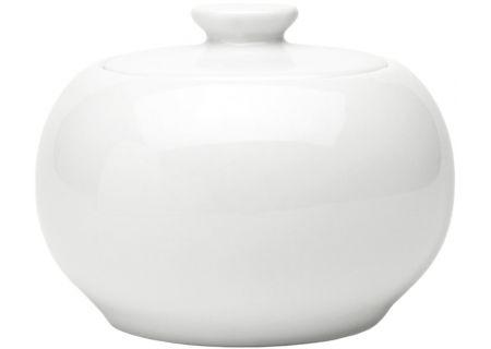 Pillivuyt White Covered Sugar Bowl - 862220