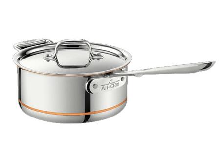 All-Clad - 8700800028 - Sauce Pans & Sauciers